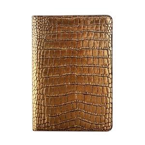 その他 GAZE iPad Mini 3 Gold Croco Diary ds-1823204