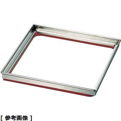 TKG (Total Kitchen Goods) 18-8角蒸し専用リング(50用) AMS54050