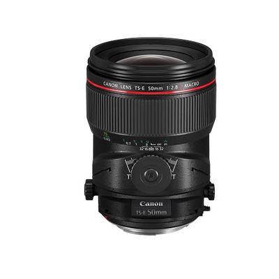 キヤノン TS-E50mm F2.8L マクロ 交換用レンズ TS-E5028LM【納期目安:3週間】