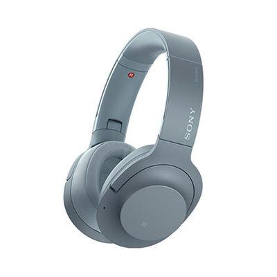 ソニー ワイヤレスノイズキャンセリングステレオヘッドセット WH-H900N-L