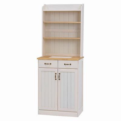 HAGIHARA(ハギハラ) キッチンカウンター(ナチュラルアイボリー) MUD-6532NIV 2101724700