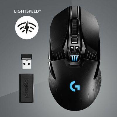 ロジクール ワイヤレスゲーミングマウス 「LIGHTSPEED」 G903