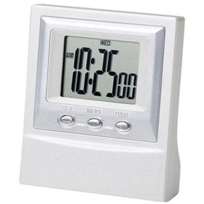 その他 【240個セット】メタルカラー デスククロック MRTS-31358