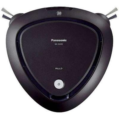 パナソニック ロボット掃除機 「RULO(ルーロ)」 ブラック MC-RS300-K【納期目安:2週間】