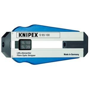 その他 KNIPEX(クニペックス)1285-100 光ファイバー用ストリッパー (SB) ds-1849732
