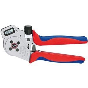 その他 KNIPEX(クニペックス)9752-65DG デジタル圧着ペンチ ds-1850525