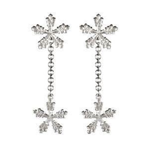 その他 Kalevala Jewelry(カレワラジュエリー) スノー・クリスタル チェーンピアス ds-1854718