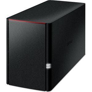 その他 バッファロー LinkStation for SOHO 3年保証モデル RAID機能搭載 ネットワーク対応HDD6TB LS220DN0602B ds-1662510