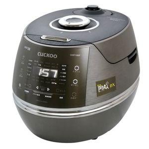 その他 CUCKOO New圧力名人DX 超高圧発芽酵素玄米炊飯器 玄米を簡単に美味しく炊飯! ds-1840761