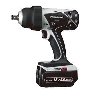 その他 Panasonic(パナソニック) EZ7552LJ2S-H 18V充電インパクトレンチ ボルト専用 ds-1875471