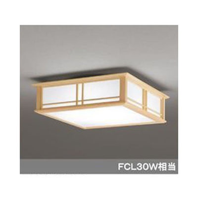 ODELIC LED和風小型シーリングライト SH8248LD【納期目安:1週間】