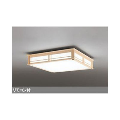 ODELIC LED和風デザインシーリングライト ~12畳用 SH8270LDR【納期目安:1週間】