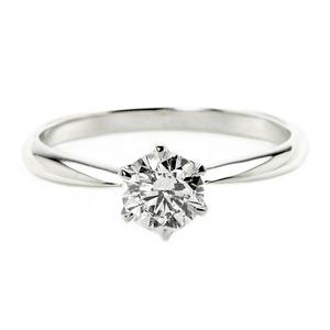 その他 ダイヤモンド ブライダル リング プラチナ Pt900 0.5ct ダイヤ指輪 Dカラー SI2 Excellent EXハート&キューピット エクセレント 鑑定書付き 12号 ds-1897067