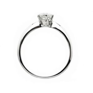 【大注目】 その他 ダイヤモンド ブライダル リング プラチナ Pt900 0.3ct ダイヤ指輪 Dカラー SI2 Excellent EXハート&キューピット エクセレント 鑑定書付き 12.5号 ds-1897109, ネットサプライ 7523d600