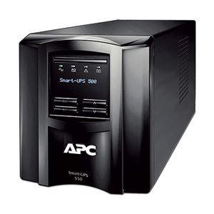 その他 シュナイダーエレクトリック APC Smart-UPS 500 LCD 100V 3年保証 SMT500J3W ds-1890596