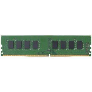 その他 エレコム EU RoHS指令準拠メモリモジュール/DDR4-SDRAM/DDR4-2400/288pinDIMM/PC4-19200/8GB/デスクトップ用 EW2400-8G/RO ds-1891161