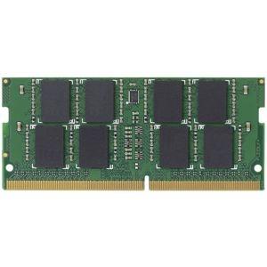 その他 エレコム EU RoHS指令準拠メモリモジュール/DDR4-SDRAM/DDR4-2400/260pinS.O.DIMM/PC4-19200/8GB/ノート用 EW2400-N8G/RO ds-1891162
