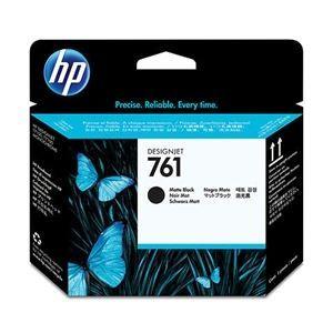 その他 HP HP761 プリントヘッド マットブラック /マットブラック CH648A ds-1892154