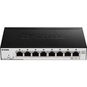 その他 D-Link 8ポート 10/100/1000BASE-T(PoE)EasyスマートL2スイッチ(リミテッドライフタイム保証) DGS-1100-08P/B1 ds-1894353