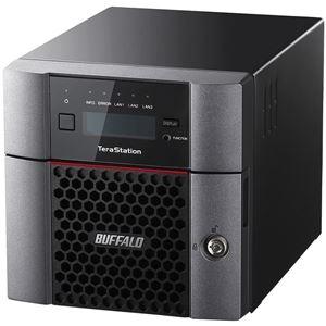 その他 バッファロー TeraStation TS5210DNシリーズ 10GbE標準搭載 法人向け 2ドライブNAS8TB TS5210DN0802 ds-1892814