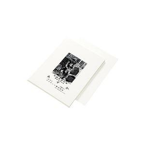 その他 (業務用10セット) SNZ 版画和紙 あすかB4(8切) 219-495 ds-1913310