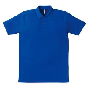 その他 (業務用10セット) Natural Smile イベントポロシャツ MS3108 SS ブルー ds-1913587