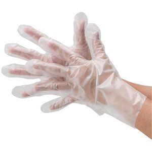 その他 川西工業 ポリエチレン手袋外エンボス袋エコノミーM60袋 ds-1915797