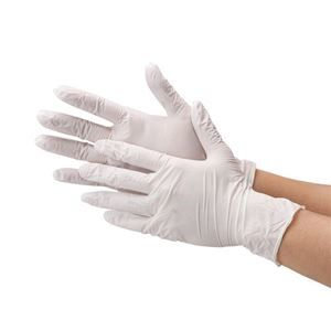 その他 川西工業 ニトリル極薄手袋 粉なしホワイトM ds-1915810