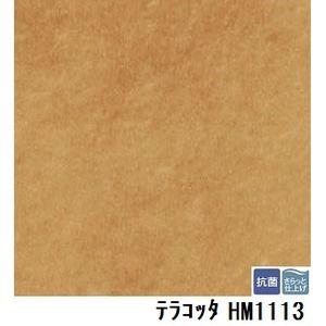 その他 サンゲツ 住宅用クッションフロア テラコッタ 品番HM-1113 サイズ 182cm巾×9m ds-1920586
