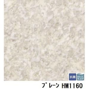 その他 サンゲツ 住宅用クッションフロア プレーン 品番HM-1160 サイズ 182cm巾×3m ds-1920730