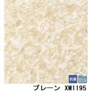 その他 サンゲツ 住宅用クッションフロア 2m巾フロア プレーン 品番XM-1195 サイズ 200cm巾×4m ds-1921001