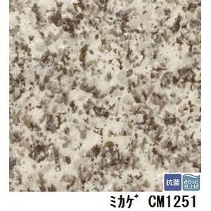 その他 サンゲツ 店舗用クッションフロア ミカゲ 品番CM-1251 サイズ 182cm巾×6m ds-1921363