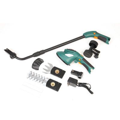 アルファ工業 充電式 芝生草刈りバリカン&トリマー Z-6350