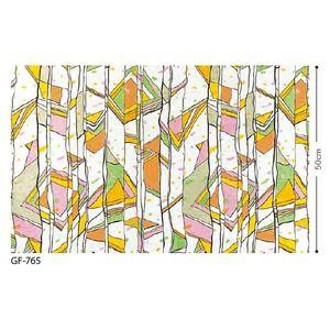 その他 ステンドグラス 飛散低減ガラスフィルム サンゲツ GF-765 91.5cm巾 8m巻 ds-1942578