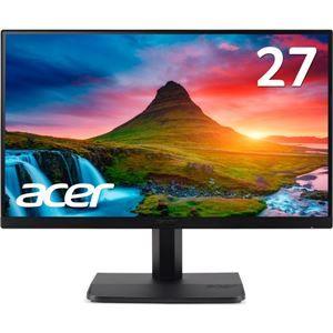 その他 Acer 3年保証 27型ワイド液晶ディスプレイ ET271bmi(IPS/非光沢/1920x1080/300cd/100000000:1/4ms/HDMI1.4x1・ミニD-Sub15ピン/フリッカーレス/ブルーライトフィルター) ET271bmi ds-1945549