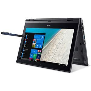 その他 Acer TMB118RN-A14QB6 (Celeron N3350/4GB/128GSSD/11.6/Windows 10 Pro 64bit /WindowsInk/コンバーチブル/モバイル/マットブラック/Office Home&Business 2016/1年保証) TMB118RN-A14QB6 ds-1945565