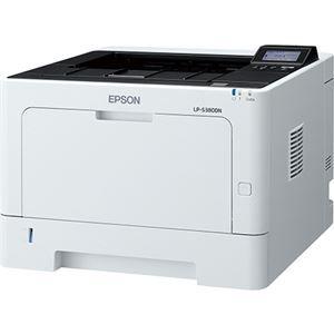 その他 エプソン A4モノクロページプリンター/40PPM/LCDパネル搭載/両面印刷/ネットワーク/耐久性30万ページ LP-S380DN ds-1946141