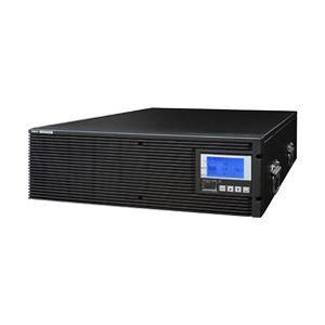 その他 オムロン 無停電電源装置(高効率常時インバータ)200V/5.0KVA/3.5KW:ラック対応(縦置可) BU5002RWL ds-1946601