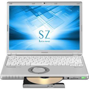 その他 パナソニック Let's note SZ6 DIS専用モデル(Corei5-7200U/8GB/SSD128GB/SMD/W10P64/12.1WUXGA/電池S/Office) CF-SZ6HMEVS ds-1946620