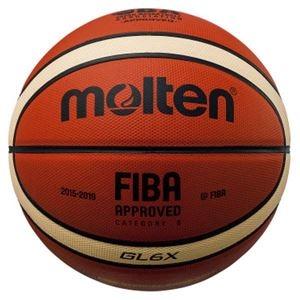 その他 モルテン(Molten) バスケットボール6号球 GL6X 国際公認球・JBA検定球 BGL6X ds-1947972