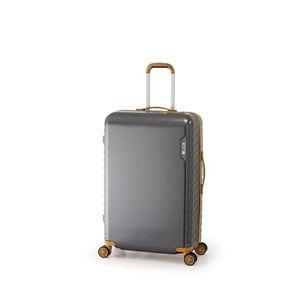 その他 スーツケース/キャリーバッグ 【ガンメタ】 50L ダイヤル式 TSAロック アジア・ラゲージ 『MAX SMART』 ds-1950571