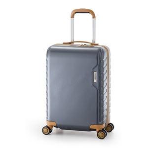 その他 スーツケース/キャリーバッグ 【ガンメタ】 71L ダイヤル式 TSAロック アジア・ラゲージ 『MAX SMART』 ds-1950576