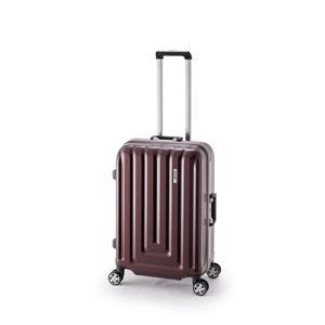 その他 スーツケース/キャリーバッグ 【カーボンレッド】 52L ダイヤル式 TSAロック アジア・ラゲージ 『MAX SMART』 ds-1950617