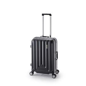 その他 スーツケース/キャリーバッグ 【カーボンブラック】 52L ダイヤル式 TSAロック アジア・ラゲージ 『MAX SMART』 ds-1950618