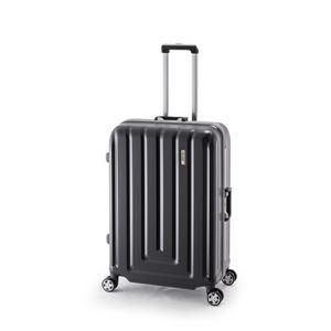 その他 スーツケース/キャリーバッグ 【カーボンブラック】 82L ダイヤル式 TSAロック アジア・ラゲージ 『MAX SMART』 ds-1950621