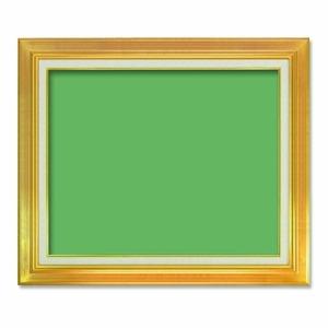 その他 【油額】油絵額・キャンバス額・金の油絵額・銀の油絵額 ■油絵額F15号(652×530mm)「ゴールド」 ds-1951888