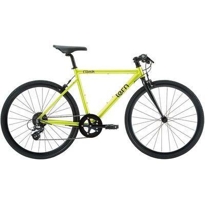 tern(ターン) クラッチ(Clutch) 420(650c) 8speed ライムグリーン アルミフレーム クロスバイク 18CLT0LG42