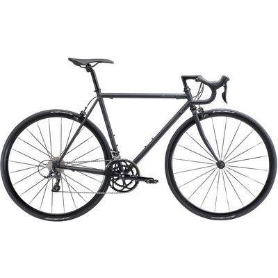 FUJI 2018年モデル バラット オメガ(BALLAD OMEGA) 52cm 2x9speed マットブラック ロードバイク 18BLDOBK52【納期目安:1週間】
