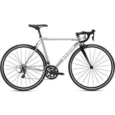 FUJI 2018年モデル ナオミ(NAOMI) 42cm 2x9speed ポリッシュアルミニウム ロードバイク 18NAOMSV42【納期目安:1週間】