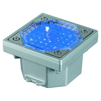 リッチェル ソーラータイル IL-S100N ブルー 4973655478271